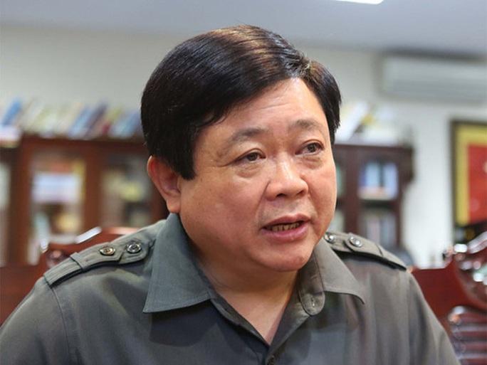 Tổng Giám đốc VOV Nguyễn Thế Kỷ trở thành tân hội viên Hội Nhà văn Việt Nam - Ảnh 1.