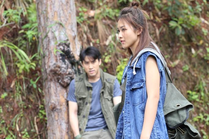 Diễn viên TVB Dương Minh phối diễn cùng mỹ nhân Việt - Ảnh 2.