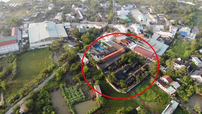 Đã và đang tháo dỡ công trình sai phạm ở Gia Trang quán-Tràm Chim resort - Ảnh 6.