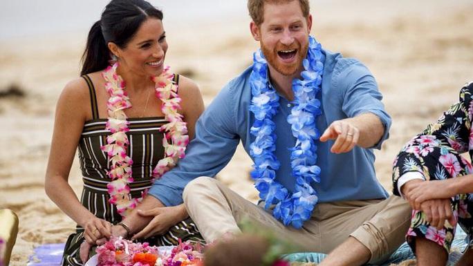 Thông báo gây sốc của vợ chồng hoàng tử Harry - Ảnh 1.