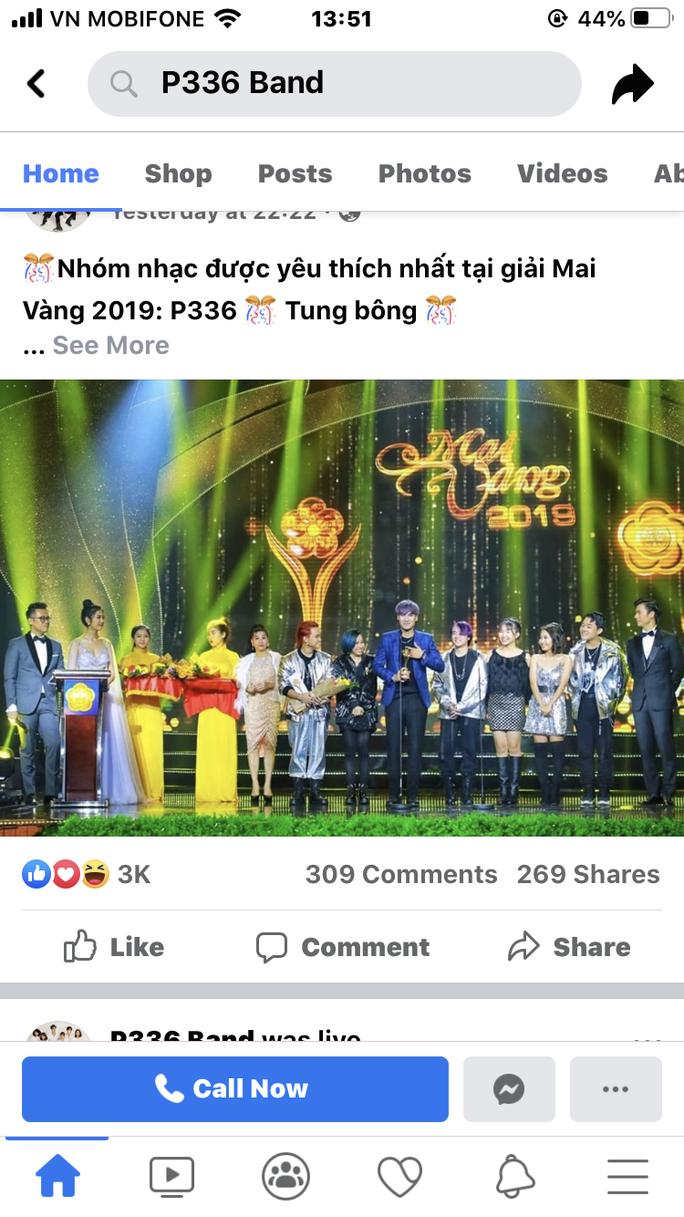 Facebook nghệ sĩ tràn ngập lời cảm ơn Giải Mai Vàng - Ảnh 6.