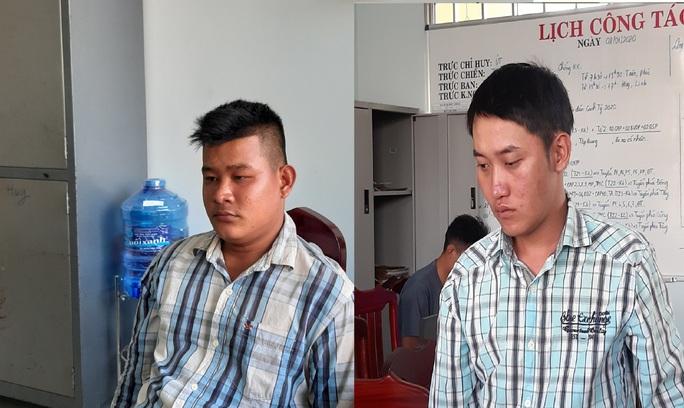 Diễn biến mới vụ đâm chém loạn xạ ở Bệnh viện Đa khoa Tiền Giang  - Ảnh 1.