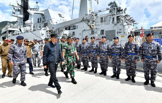 Trung Quốc kêu gọi Indonesia bình tĩnh, Tổng thống Widodo gửi thông điệp đến Bắc Kinh - Ảnh 1.