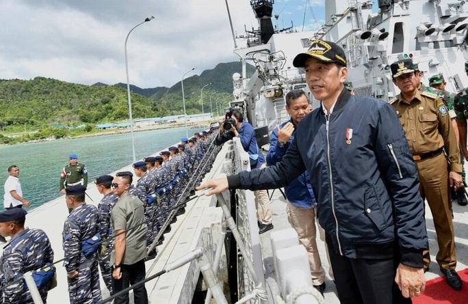Trung Quốc kêu gọi Indonesia bình tĩnh, Tổng thống Widodo gửi thông điệp đến Bắc Kinh - Ảnh 2.