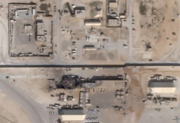 Số phận của những tên lửa Iran nhằm giết lính Mỹ - Ảnh 1.