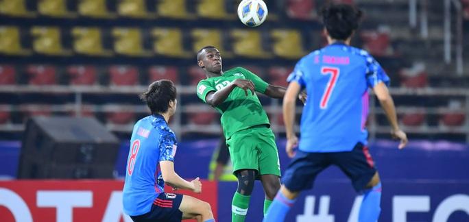 Nhật Bản bất ngờ nhận thất bại ngày ra quân U23 châu Á 2020 - Ảnh 1.