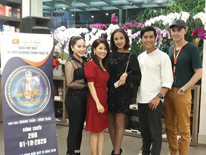 """Nhiều nghệ sĩ ủng hộ Quang Thảo, Đình Toàn giới thiệu """"nghề độc, người lạ - Ảnh 5."""