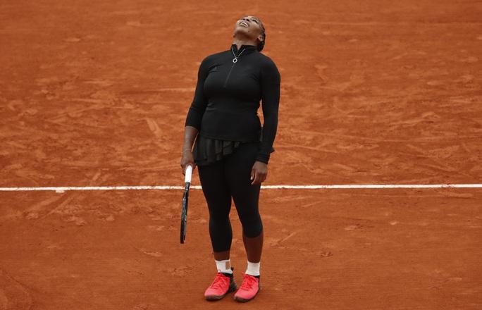 Serena Williams tiếp tục gục ngã ở Grand Slam - Ảnh 2.