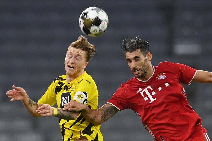 Clip Bayern Munich hoàn tất cú ăn 5 khi đánh bại Dortmund ở Siêu cúp Đức - Ảnh 3.