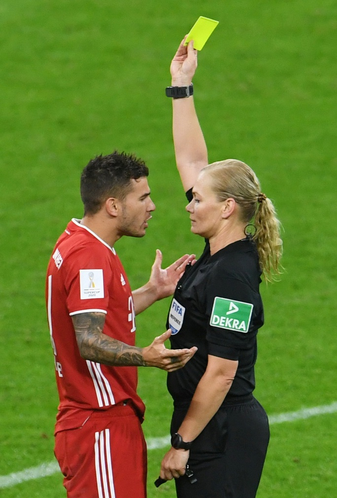 Clip Bayern Munich hoàn tất cú ăn 5 khi đánh bại Dortmund ở Siêu cúp Đức - Ảnh 7.