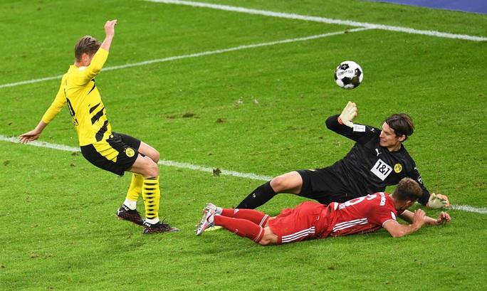 Clip Bayern Munich hoàn tất cú ăn 5 khi đánh bại Dortmund ở Siêu cúp Đức - Ảnh 6.