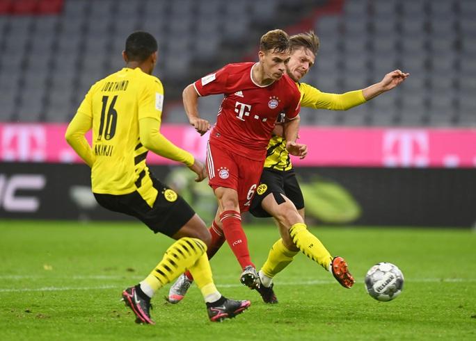 Clip Bayern Munich hoàn tất cú ăn 5 khi đánh bại Dortmund ở Siêu cúp Đức - Ảnh 2.