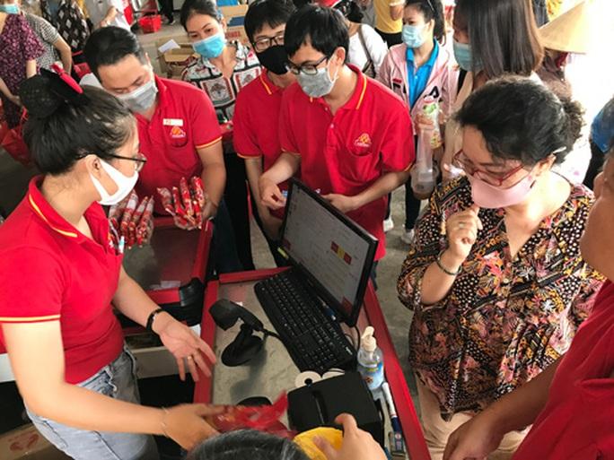 1.000 công nhân Công ty VISSAN tham gia ngày hội Vì lợi ích đoàn viên - Ảnh 1.