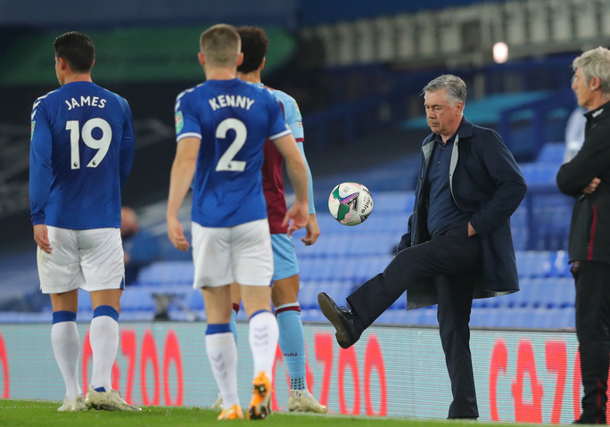 Everton bay cao với sát thủ Dominic Calvert-Lewin - Ảnh 1.