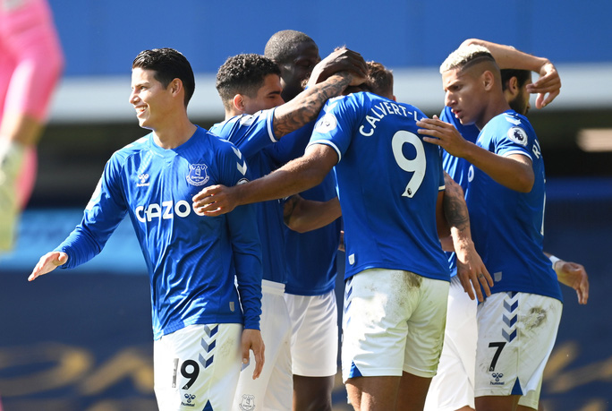Everton bay cao với sát thủ Dominic Calvert-Lewin - Ảnh 2.