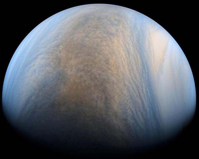 Hệ Mặt Trời có trái đất thứ 2, bị Sao Mộc phá hủy - Ảnh 1.