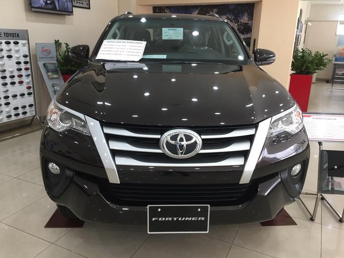 Toyota lại triệu hồi 752 chiếc Innova, Fortuner vì lỗi kỹ thuật - Ảnh 2.