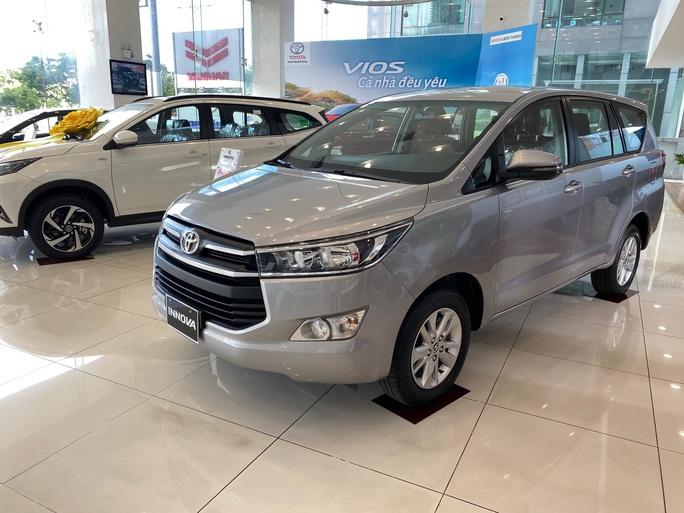 Toyota lại triệu hồi 752 chiếc Innova, Fortuner vì lỗi kỹ thuật - Ảnh 1.