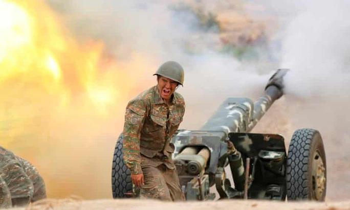 Chiến sự Armenia – Azerbaijan: Mở ra mặt trận thứ 3 trong đối đầu với Nga? - Ảnh 1.