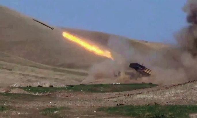 Chiến sự Armenia – Azerbaijan: Mở ra mặt trận thứ 3 trong đối đầu với Nga? - Ảnh 2.