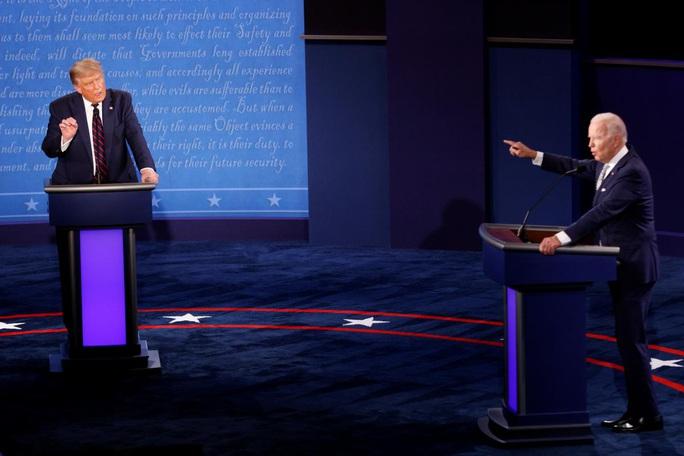 Bài học từ tranh luận Trump - Clinton: Thắng thua không quyết định được gì - Ảnh 1.