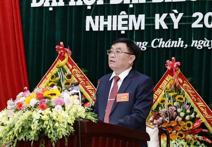 27 bí thư cấp huyện ở Thanh Hóa là những ai, người trẻ nhất bao nhiêu tuổi? - Ảnh 1.