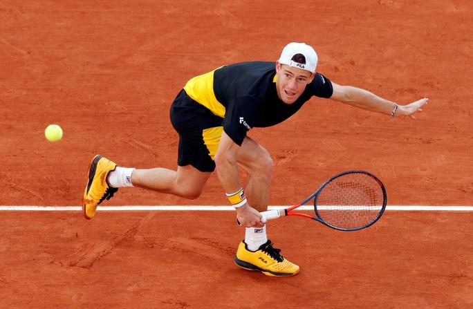 Phục hận thành công, Rafael Nadal lần thứ 13 vào chung kết Roland Garros - Ảnh 1.