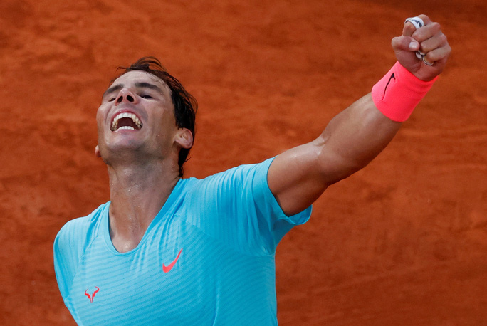 Phục hận thành công, Rafael Nadal lần thứ 13 vào chung kết Roland Garros - Ảnh 7.