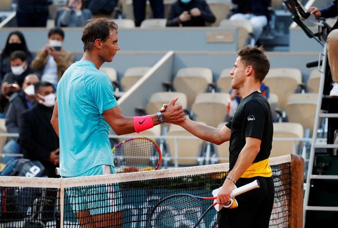Phục hận thành công, Rafael Nadal lần thứ 13 vào chung kết Roland Garros - Ảnh 4.