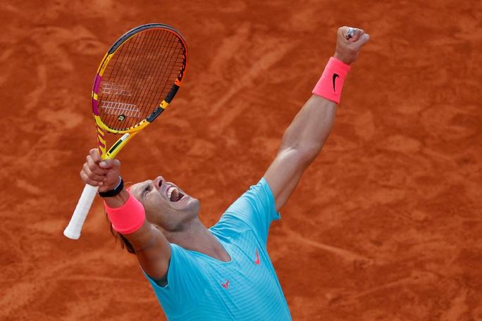 Phục hận thành công, Rafael Nadal lần thứ 13 vào chung kết Roland Garros - Ảnh 6.