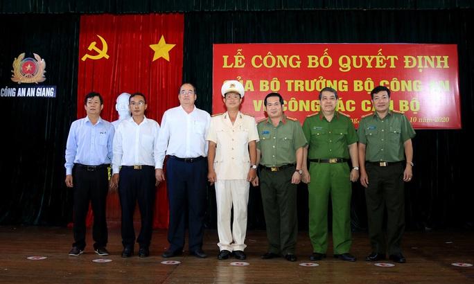 Thượng tá Nguyễn Nhật Trường trở thành tân Phó Giám đốc Công an tỉnh An Giang - Ảnh 4.