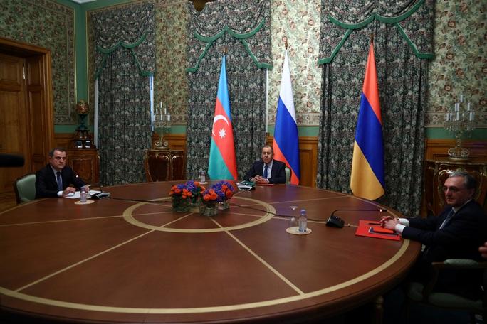 Chiến thắng ngoại giao của Nga ở Nagorno-Karabakh? - Ảnh 1.