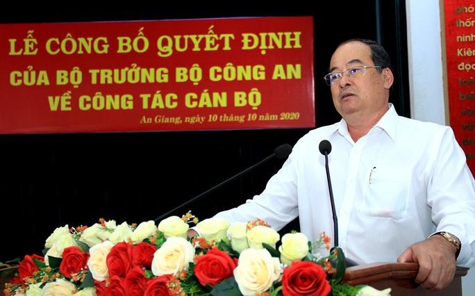 Thượng tá Nguyễn Nhật Trường trở thành tân Phó Giám đốc Công an tỉnh An Giang - Ảnh 2.