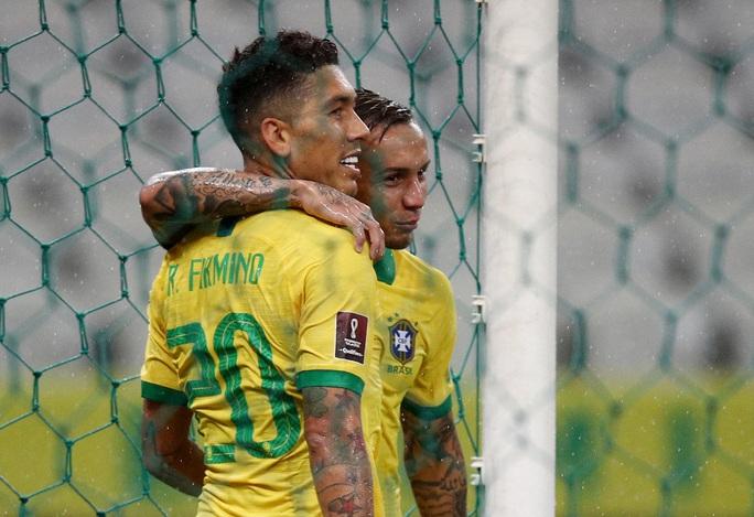 Vùi dập Bolivia 5-0, Brazil lên đỉnh bảng Nam Mỹ - Ảnh 4.