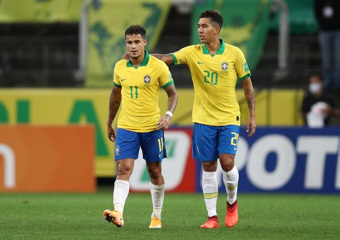 Vùi dập Bolivia 5-0, Brazil lên đỉnh bảng Nam Mỹ - Ảnh 5.