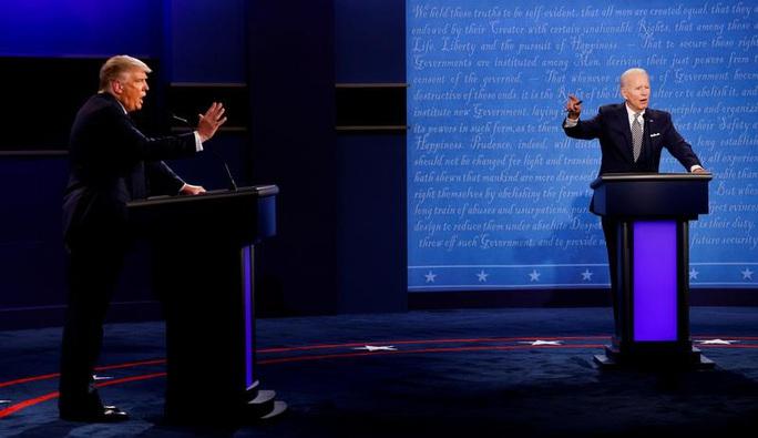 Hủy cuộc tranh luận thứ 2 giữa Tổng thống Trump với ông Biden  - Ảnh 1.