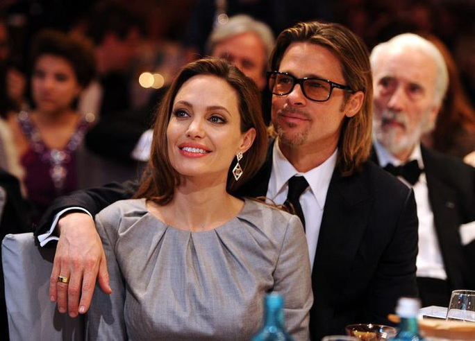 Brad Pitt và Angelina Jolie quyết chiến giành quyền nuôi con - Ảnh 1.