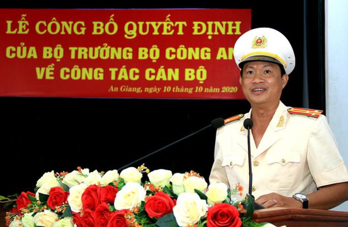 Thượng tá Nguyễn Nhật Trường trở thành tân Phó Giám đốc Công an tỉnh An Giang - Ảnh 3.