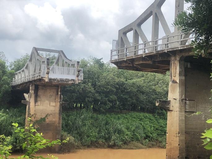 Bình Dương: Tranh cãi về việc tu sửa cầu Sông Bé - Ảnh 2.