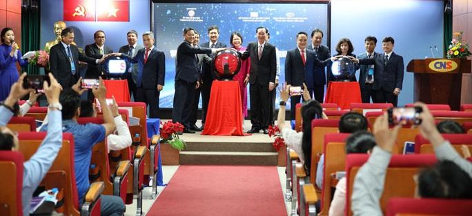 Ra mắt Trung tâm An toàn thông tin TP HCM - Ảnh 1.