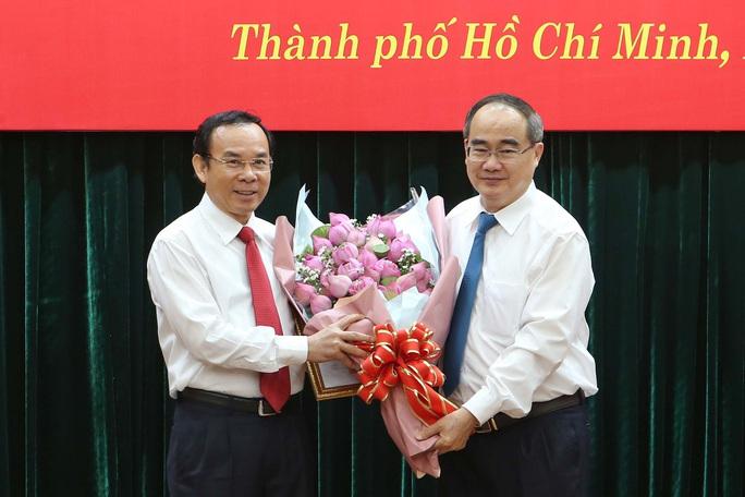 Ông Nguyễn Văn Nên được giới thiệu để bầu làm Bí thư Thành ủy TP HCM - Ảnh 1.