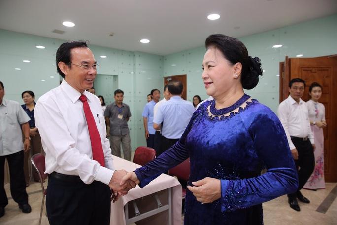 Ông Nguyễn Văn Nên được giới thiệu để bầu làm Bí thư Thành ủy TP HCM - Ảnh 2.
