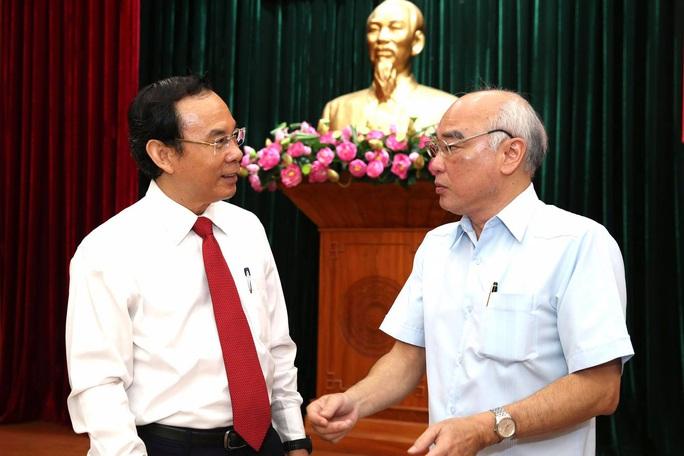 Ông Nguyễn Văn Nên được giới thiệu để bầu làm Bí thư Thành ủy TP HCM - Ảnh 4.