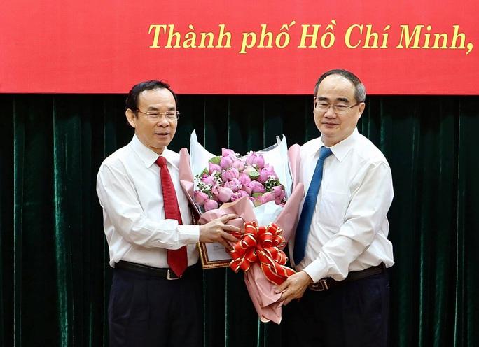 Ông Nguyễn Văn Nên được giới thiệu để bầu làm Bí thư Thành ủy TP HCM - Ảnh 3.