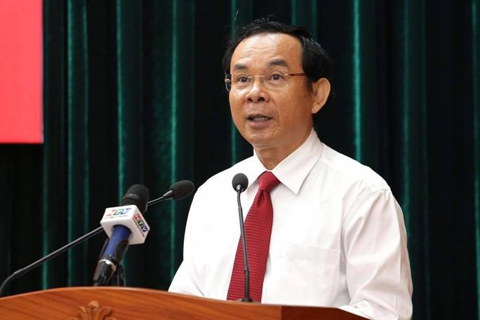 Ông Nguyễn Văn Nên được giới thiệu để bầu làm Bí thư Thành ủy TP HCM - Ảnh 6.