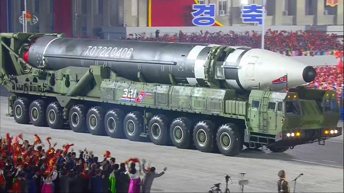 Đằng sau thông điệp của nhà lãnh đạo Triều Tiên - Ảnh 1.