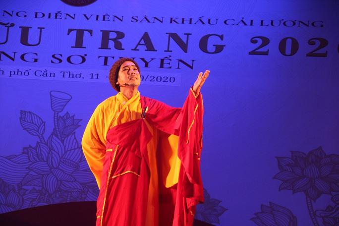 Nghệ sĩ Linh Sang, Nhà hát Tây Đô đoạt số điểm cao nhất cuộc thi Trần Hữu Trang tại Cần Thơ - Ảnh 4.