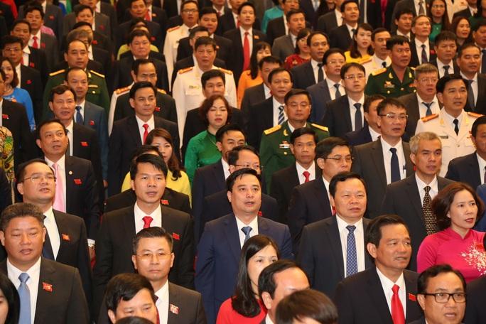 Tổng Bí thư, Chủ tịch nước Nguyễn Phú Trọng dự và chỉ đạo Đại hội Đảng bộ TP Hà Nội XVII - Ảnh 10.