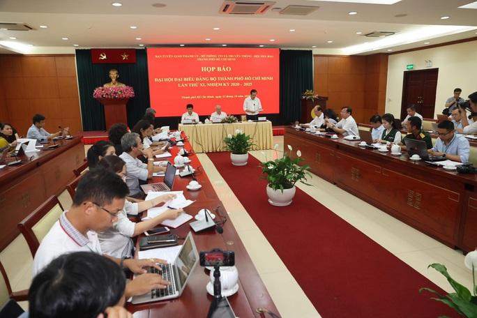 Ban Chấp hành Đảng bộ TP HCM nhiệm kỳ 2020-2025 sẽ gồm 61 người - Ảnh 2.