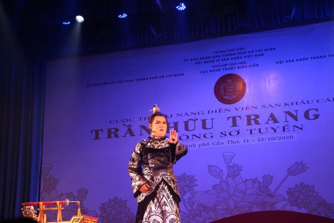Nghệ sĩ Linh Sang, Nhà hát Tây Đô đoạt số điểm cao nhất cuộc thi Trần Hữu Trang tại Cần Thơ - Ảnh 5.